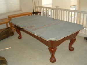 Cost To Move A Pool Table With ModestoSOLO Experienced Installers - Abia pool table movers