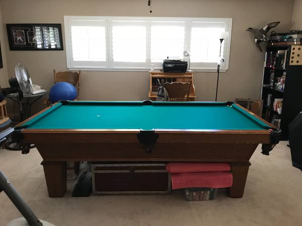 Solo 174 Concord Olhausen Pool Table 45
