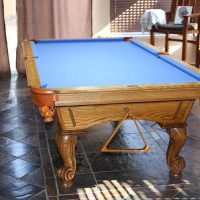 8 Foot Olhausen 30th Anniverssary Pool Table
