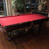 Brunswick Camden II Pool Table