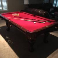 Pool Table Goldenwest