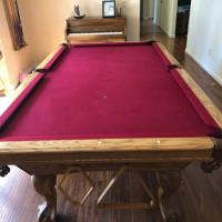Pool Table by Golden West Billiard
