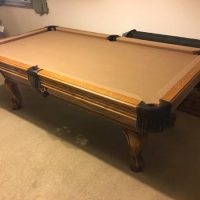 Pool Tables For Sale Page Sell A Pool Table In ModestoSOLO - Thomas aaron pool table