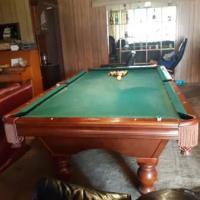 Bruniswick Pool Table