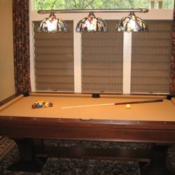 Brunswick Pool Table (SOLD)
