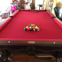 Like New Pool Table