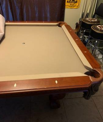 Pool Table 3 Piece Slate (SOLD)
