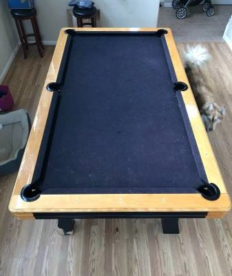 Like New Pool Table for Sale