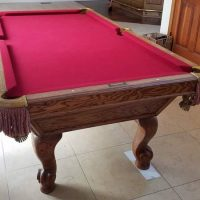 Golden West Billiards For Sale