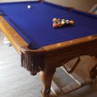 Bradford II Pool Table by Brunswick