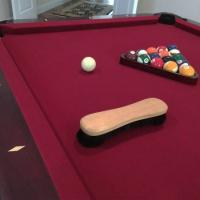DLT Churchill Cherry 8x4 Pool Table