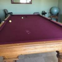 Olhausen Pro Pool Table 9 Foot