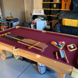 Pool Table