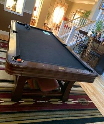 Ohlausen Pool Table