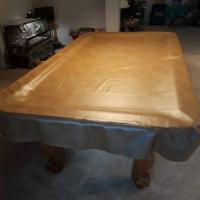 Pool Table Next to Excellent Condition