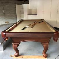 Pristine Pool Table