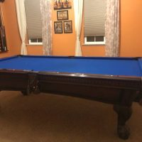 Barely Used Pool Table