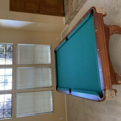 High line ram pool table